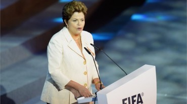 Dilma Rousseff visitará al Presidente de la FIFA Blatter