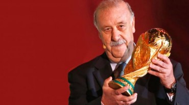 """Vicente del Bosque es el """"Mejor seleccionador del 2013"""""""