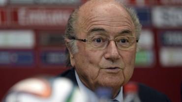 Mensaje de condolencia de Blatter por la muerte de Eusébio