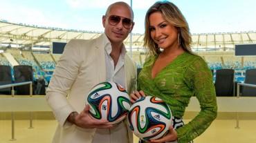 Claudia Leitte, Jennifer López y Pitbull, voces de la canción oficial del Mundial