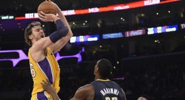 Los Pacers hunden a los Lakers, que llegan a las 30 derrotas
