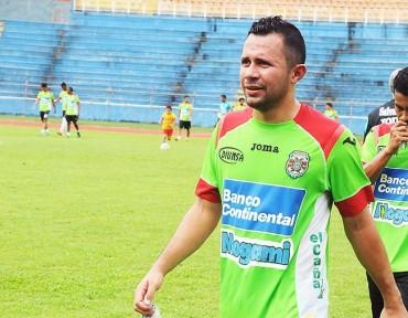 """Alfredo Mejía: """"Contra Motagua recuperaremos los puntos perdidos"""""""