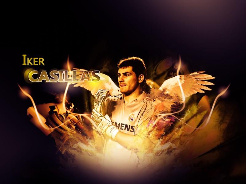 Casillas bate el récord, en la historia del Real Madrid
