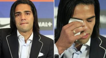 Falcao, rotura del ligamento cruzado: se pierde el Mundial