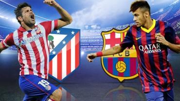 """Atlético vr Barcelona: """"Un partido que vale media Liga"""""""