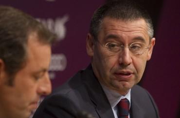 Bartomeu, nuevo presidente del Barcelona hasta 2016