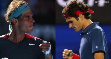 ¡Semifinal entre Federer y Nadal en el Australian Open!