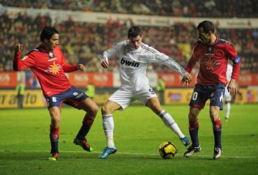 El Real Madrid tratará hoy de encarrilar su eliminatoria en la Copa del Rey