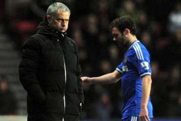 Mourinho abre las puertas de salida del Chelsea a Juan Mata