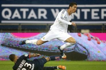 Real Madrid vence al PSG en un amistoso