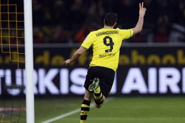 El Bayern anuncia oficialmente el fichaje de Lewandowski