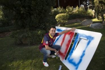 "Xavi: ""En 2008 estuve a punto de fichar por el Bayern de Múnich"""