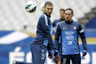 La Fiscalía francesa pide la absolución de Benzema y Ribéry por el caso 'Zahia'