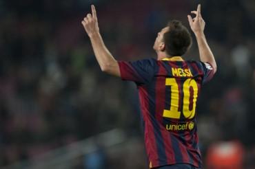 Leo Messi no es de este mundo