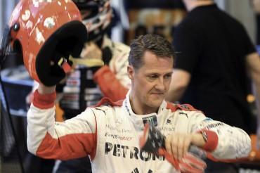 Schumacher,sigue en estado crítico