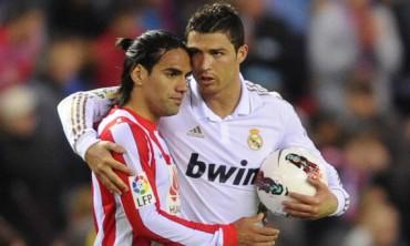 """Cristiano: """"El fútbol necesita a Falcao"""""""