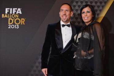 "Ribéry: ""En la elección de Ronaldo como Balón de Oro hubo mucha política"""