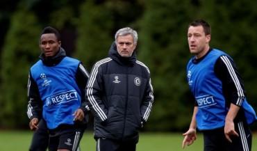 Mourinho no cree que su Chelsea ganará la Premier League