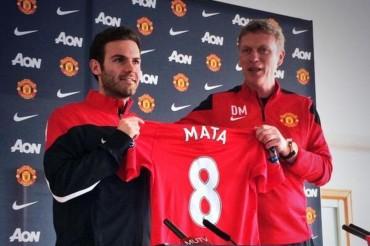 "Juan Mata: ""Me ha cambiado la vida, ahora espero divertirme"""