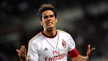 """Kaká: """"Nunca pensé que estaba acabado"""""""