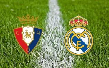 Real Madrid quiere rematar hoy al Osasuna en la Copa del Rey