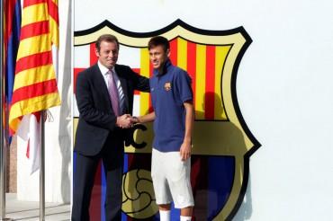 El juez no detecta irregularidades en el fichaje de Neymar