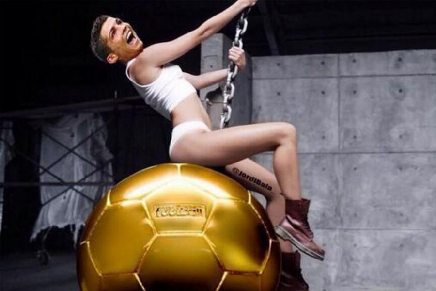Los 'memes' del Balón de Oro 2013