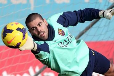 Valdés ha recibido el alta médica