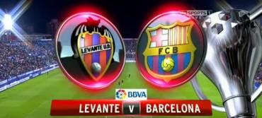 Segunda oportunidad del Barça ante el Levante en la Copa del Rey