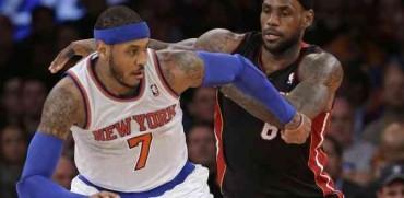 Knicks vencen al Heat