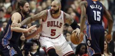 Los Bulls mandan en casa