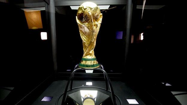 Copa Del Mundo 2014 Trofeo el Trofeo de la Copa Del Mundo