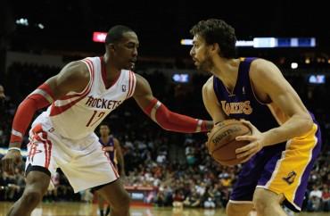 Harden arrolló a los Lakers con su inspiración encestadora