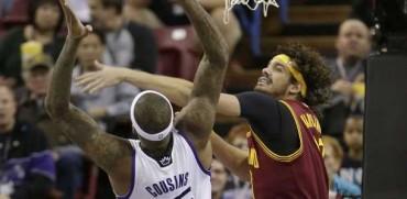 Kings humillan a los Cavaliers