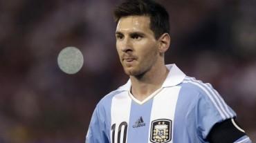 Messi ya piensa en el Mundial