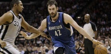 Reprograman el duelo Spurs-Timberwolves