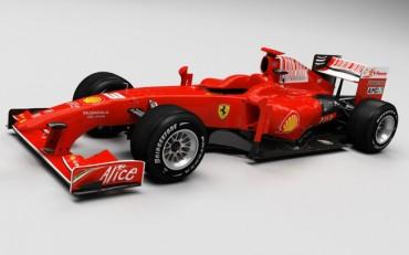 El nuevo Ferrari se llama F14-T