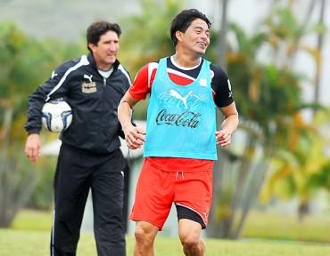 """Reinaldo Tilguath: """"En Olimpia, nadie le tiene miedo a Costly"""""""