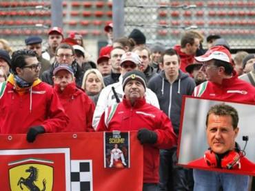 Schumacher cumple un mes en coma y crece el pesimismo