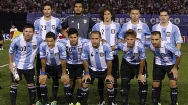 Argentina tiene listos sus amistosos