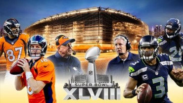 Datos y cifras del Super Bowl XLVIII