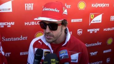 """Alonso: """"Tenemos un gran potencial y eso es alentador"""""""