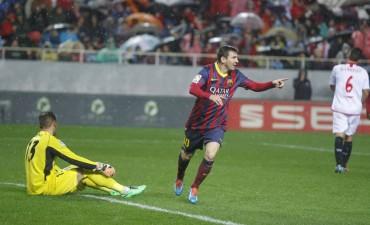 Messi amenaza los registros de Raúl y de Alfredo Di Stéfano