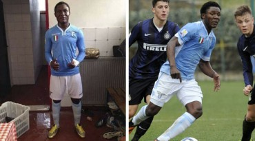 Minala, la joven promesa de la Lazio, cuestionado por su edad