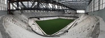 Curitiba seguirá siendo sede del Mundial de Brasil