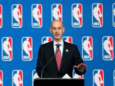 """Adam Silver: """"Sé que toda la NBA está ilusionada por Collins"""""""