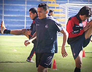 """""""Rambo"""" León se recupera y podría jugar el fin de semana"""