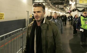 Beckham compra equipo para la MLS y lo instalará en Miami
