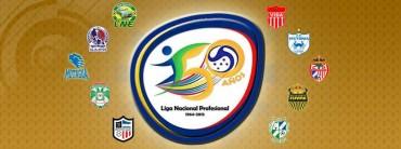 Tabla de posicione del torneo de Clausura y Descenso de la Liga Nacional