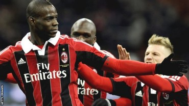 Mario Balotelli jugaría hasta de portero con tal de ganar la Champions